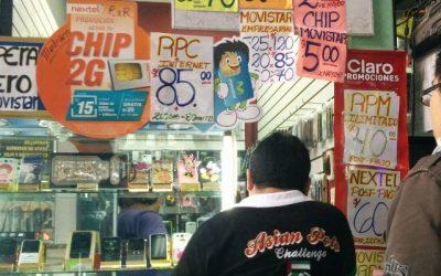 Cómo comprar teléfonos como quien compra patatas