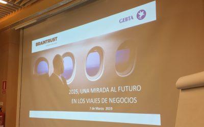 La inversión en viajes de empresa en España llegará a los 15.200 millones en 2025