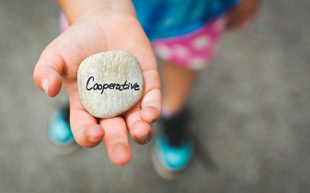 Si quieres ser competitivo, coopera