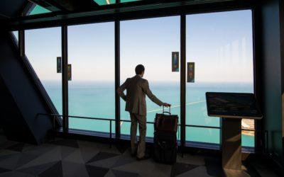 Un business travel más consciente levanta el vuelo, creciendo rápidamente en los próximos 2 años, aunque podría no recuperarse hasta 2025